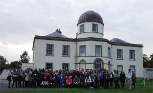 Evening trip to Dunsink Observatory in Dublin during EMS2017. Photo credit: L. Rontu.