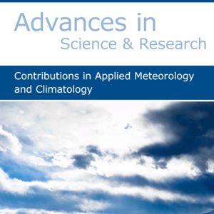 First papers published in  Applied Meteorology and Climatology Proceedings 2020 (ASR)