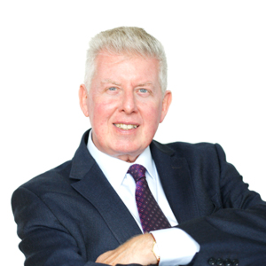 David Warrilow, President of the UK Royal Meteorological Society