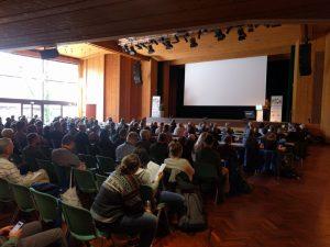 Opening of the DACH by DMG Chari Inge Niedek (photo credit Frank Böttcher)