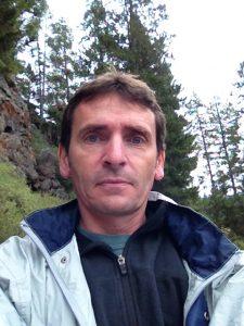 Jean-Noël Thépaut, ECMWF. CoM member since 2019