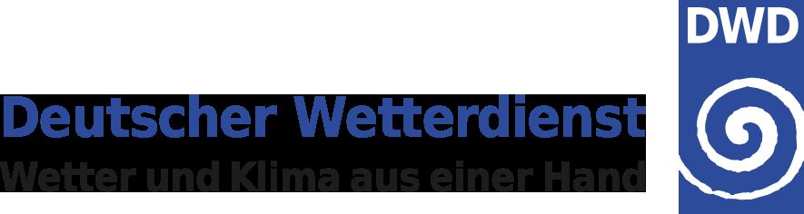 Logo Deutscher Wetterdienst DWD