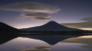 Mysterious Clouds