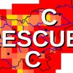 Logo: RESCCCUE project: winner of EMS Outreach & Communication Award 2020