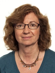 Lesley Gray, RMetS Vice President (photo RMetS)