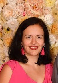 Mariann Darányi, Chair of Róna Zsigmond Ifjúsági Kör (photo private)