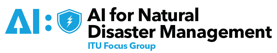 logo AI forNatural Disaster Management (ITU)