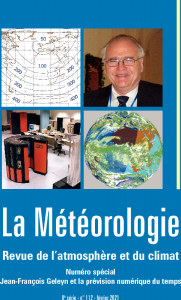 Cover La Meteorologie special issue 112 (2021)